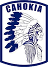 Cahokia High School  Logo